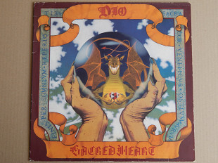 Dio ‎– Sacred Heart (Vertigo ‎– 824 848-1, Holland) NM-/NM-