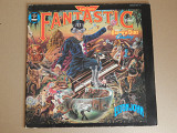 Elton John ‎– Captain Fantastic And The Brown Dirt Cowboy (DJM Records ‎– 2407 101, Germany) Poster,