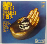 "Jimmy Smith – Jimmy Smith's Greatest Hits 2 2LP 12""(Прайс 31493)"