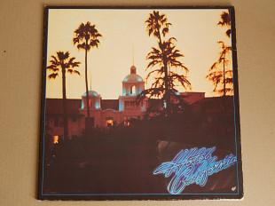 Eagles ‎– Hotel California (Asylum Records ‎– AS 53051, Germany) Poster, insert EX+/NM-