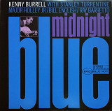 Kenny Burrell – Midnight Blue