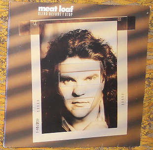 Meat Loaf ‎– Blind Before I Stop (1986)(Arista ‎– 207 741 made in Germany)