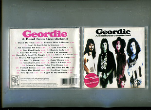 "Продаю CD Geordie ""A Band from Geordieland"" – 1996"