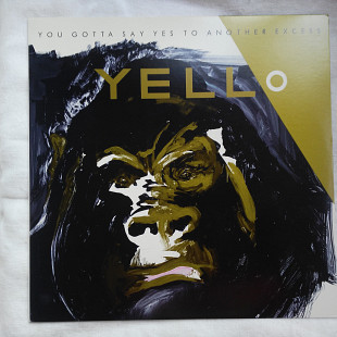 "Yello ""You gotta say yes to another excess"" 1983 US (MINT)"