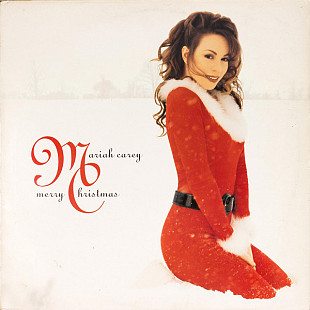 Mariah Carey ‎ (Merry Christmas) 1994. (LP). 12. Vinyl. Пластинка. Europe. Запечатанное.