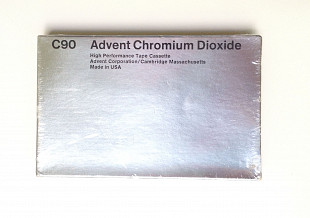 Аудиокассета Advent Chromium Dioxide C90 1971