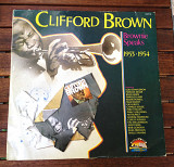 Clifford Brown ‎– Brownie Speaks 1953 • 1954