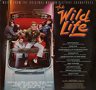 Various ‎– The Wild Life(Music From The Original Motion Picture Soundtrack)USA
