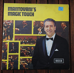 Mantovani And His Orchestra ‎– Mantovani's Magic Touch