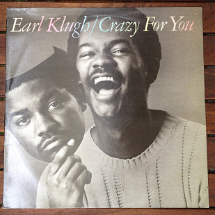 Earl Klugh ‎– Crazy For You