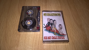 Red Hot Chili Peppers (Hit Collection) 1984-99. (MC). Кассета. JRC. Ukraine