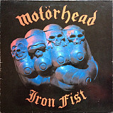 Motörhead ‎– Iron Fist