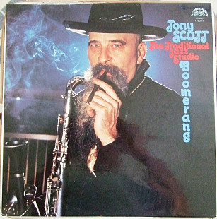 Tony Scott , Traditional Jazz Studio - Boomerang - Supraphon