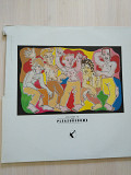 Frankie Goes To Hollywood ‎– Welcome To The Pleasuredome/Island Records/302 419-977/GER/G/VG
