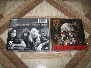 SLAYER - South Of Heaven (1988 Def Jam 1st press, W.Germany)
