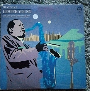 Lester Young-Mean to me-2LP