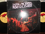 2 lp Zappa - Mothers \ Roxy & Elsewhere 1974 USA