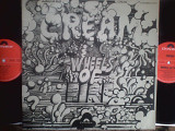 2 Lp Cream \ Wheels Of Fire 1968