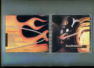 "Продаю CD Rick Derringer ""Tend The Fire"" – 1997"