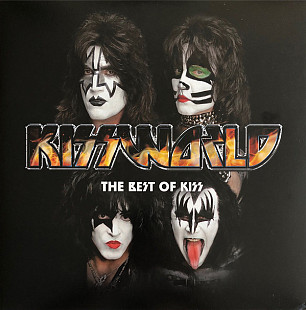 Kiss ‎ (Kissworld. The Best Of Kiss) 1974-2012 (2LP). 12. Vinyl. Пластинки. Europe. S/S. Запечатанно