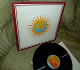 King Crimson Larks' Tonques in Aspic 1973 Island Germany EX / EX