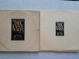 THE BAND with Eric Clapton, Dr.John, Bob Dylan, Muddy Waters, Ringo Starr …. THE LAST WALTZ 3 LP ( W