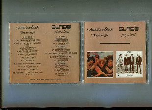 "Продаю CD Slade ""Beginnings"" – 1969 / ""Play It Loud"" – 1970"