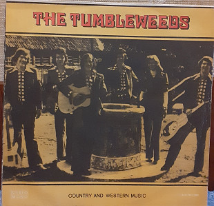 Пластинка The Tumbleweeds ‎– Country And Western Music