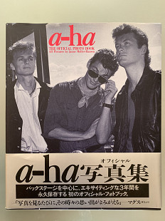 Книга A-ha Stay On These Roads