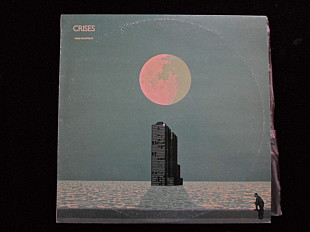 MIKE OLDFIELD ‎– CRISES EX/EX