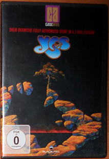 Yes ‎– Their Definitive Fully Authorised Story In a 2 disc Deluxe set