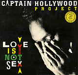 Captain Hollywood Project - Love Is Not Sex (1993) (2xLP) EX+/NM-/NM-