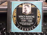 Wingy Manone And His Orchestra* ‎– 1939-1940