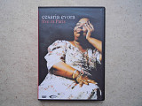 DVD диск Cesaria Evora - Live in Paris