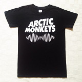 Arctic Monkeys Рокерская футболка