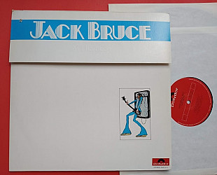 JACK BRUCE - ALL HIS BEST 1972 /POLYDOR 2662 011 , CANADA
