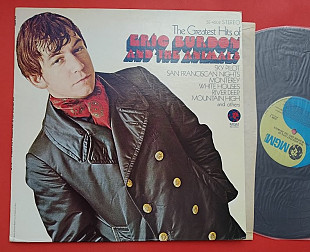 ERIC BURDON AND THE ANIMALS - GREATEST HITS / MGM SE 4602 usa
