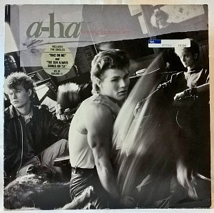 A-ha ‎ (Hunting High And Low) 1985. (LP). 12. Vinyl. Пластинка. Germany.
