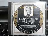Benny Goodman And His Orchestra ‎– 1935-1936 Jazz Swing 1994