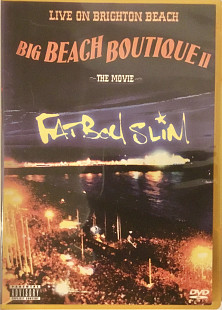 Fatboy Slim ‎– Big Beach Boutique II - The Movie