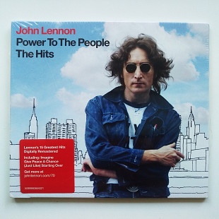 "Фирма Новый John Lennon ‎""Power To The People: The Hits"""