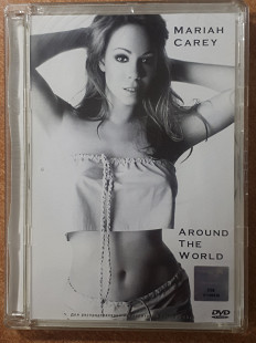 Mariah Carey ‎– Around The World лицензионный DVD Sony/BMG