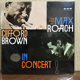 Распродажа! Винил Clifford Brown Max Roach Best Of in Concert Japan
