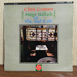 Распродажа! Винил Chris Connor Sings Ballads Of The Sad Cafe, Japan