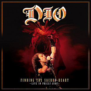 Dio (Finding The Sacred Heart – Live In Philly) 1986. (2LP). 12. Vinyl. Пластинки. Germany.