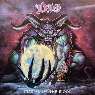 Dio (Master Of The Moon) 2004. (LP). 12. Vinyl. Пластинка. Europe. S/S. Запечатанное.