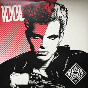 Billy Idol ‎– The Very Best Of - Idolize Yourself