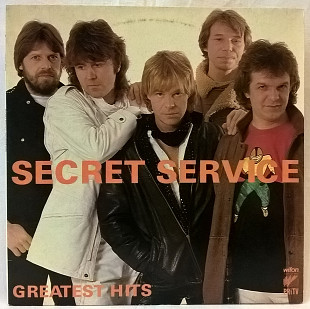 Secret Service (Greatest Hits) 1979-85. (LP). 12. Vinyl. Пластинка. Poland.
