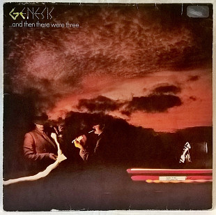 Genesis EX Phil Collins ‎ (...And Then There Were Three...) 1978. (LP). 12. Vinyl. Пластинка. German