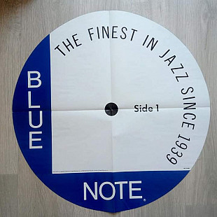 "Poster ""Blue Note"""